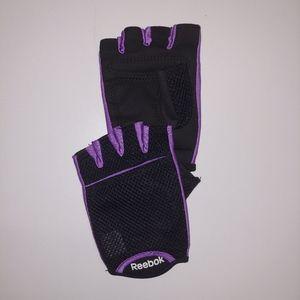 NWOT Reebok Workout Gloves
